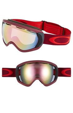 a038186a17 Free shipping and returns on Oakley  Canopy  Snow Goggles at Nordstrom.com.