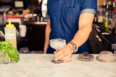 Ice, ice baby. http://www.thecoveteur.com/summer-cocktail-recipes/