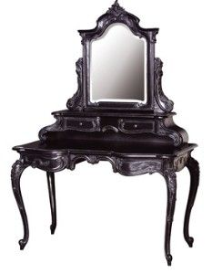 Gothic Dressing Table