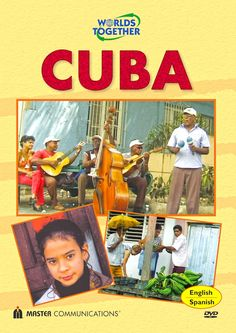 Hispanic Heritage Month is a perfect opportunity to view Worlds Together Cuba - amazing footage and great content! Children are introduced to Cuban culture and common Spanish vocabulary, and English and Spanish audio with options for subtitles give Spanish teachers flexibility to use the DVD with students of different ages and levels. #Teaching Spanish #Hispanic culture http://spanishplayground.net/hispanic-heritage-month-cuba/