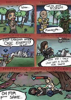 GW2 comic by iPancakes.deviantart.com on @deviantART