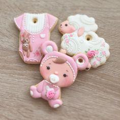 #icing #icingcookies #cookies #cookieart #babyshower #babyshowercookies #收涎餅 #decoratedcookies