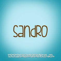Sandro (Voor meer inspiratie, en unieke geboortekaartjes kijk op www.heyboyheygirl.nl)