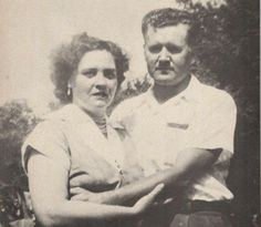 Gladys & Vernon Presley