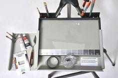 Advanced Series Oil and Acrylic Easels – En Plein Air Pro Plein Air Easel, Pochade Box, Dappled Light, Art Easel, Virtual Art, Outdoor Paint, Art Academy, Painting Tools, Home Office Design