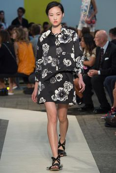 MSGM Spring 2015 Ready-to-Wear - Collection - Gallery - Look 2 - Style.com