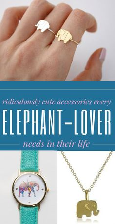 23 Super Stylish Products Every Elephant-Lover Needs To Own Welcome to the trunk club.