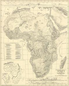 #map  #Africa