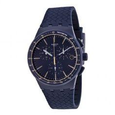 43d792bd52d Relógio Swatch Meine Spur Coleção Tech-Mode SUSN407 Swatch