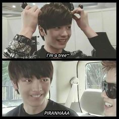 There's no way you couldn't be my btob bias Sungjae.