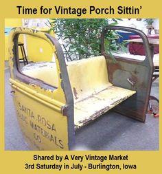 Shared by A Very Vintage Market in Burlington, Iowa - 2017. Like us on Facebook @AVeryVintageMarket