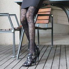 Women-Fashion-Sexy-Lace-Jacquard-Flower-Pattern-Stockings-Tights-Pantyhose-Hot