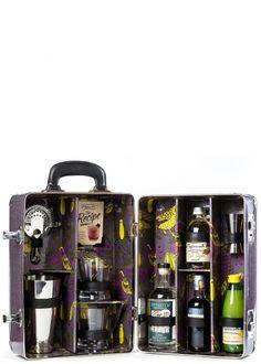 Bramble Cocktail Case - Food & Wine