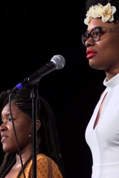 Two Poets Just Called Out The Black Men Who Hate Black Women