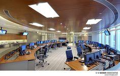 Workspace design by M Moser Associates   Flickr: Intercambio de fotos