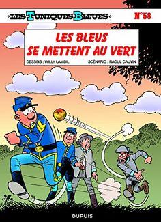 Les Tuniques Bleues - tome 58 - les Bleus se mettent au vert de Raoul Cauvin / Nov