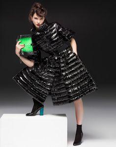 Emporio Armani Pre-Fall 2016 Collection - Vogue