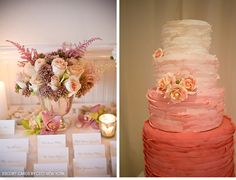 Our Muse - Sweet Seaside Wedding in Pink and Gray - Be inspired by Jessie & Jonathan's sweet beach wedding on Long Island - wedding