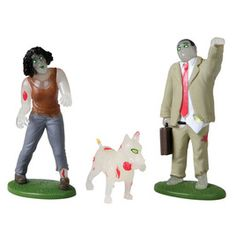 Zombie Playset - for  all the kids who've wanted to be part of the living dead