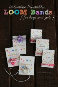Loom+Band+Valentine+Printables