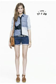 First Look! 29 Reasons To Smile, Courtesy Of Madewell's Spring Lookbook