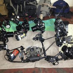 Our underwater photography interns learn how to use professional photography equipment to get the best shots in the water. Small Digital Camera, Zoom Hd, Pocket Camera, Secure Digital, Photography Equipment, Focal Length, Underwater Photography, Best Camera, Professional Photography