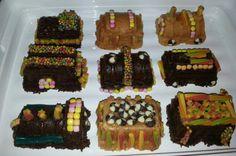 Train & Carriage Cakes