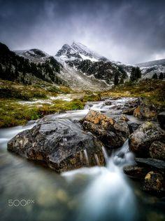Change of season by Johann Trojer / 500px Change, Seasons, Alps, Austria, Water, Outdoor, Pretty, Gripe Water, Outdoors