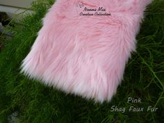 Plush Shag Faux Fur  Pink         Newborn and Baby by NonnaMiaCC, $19.0035% Off FURS and all items in my ETSY Shop  Use Coupon Code 'NONNAMIA35' https://www.etsy.com/shop/NonnaMiaCC?ref=si_shop