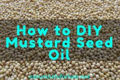 I discussed the benefits of mustard oil in the previous post. This post will address how to make your own mustard oil at home. Mustard seed oil is beneficial for stimulating hair growth due to its … Mustard Hair Growth, Grey Hair Growth, Mustard Oil For Hair, Hair Growth Oil, Hair Loss Pills, Butter Oil, Hair Remedies For Growth, Hair Oil, 4c Hair