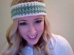 For Sale! $12 Cute striped headband! Www.HandLWithLove.etsy.com