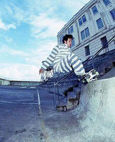 Gonz, Alcatraz