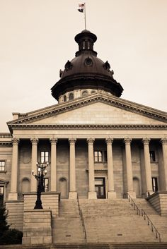 Columbia, South Carolina State Capitol Building