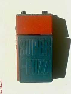 Fantastic fuzz pedal - The Univox Superfuzz...