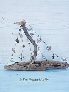 Check out this item in my Etsy shop https://www.etsy.com/uk/listing/529820923/nautical-gift-driftwood-boat-gifts-for