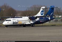 ATR ATR-72-600, Intersky, OE-LID, cn 1042. Monchengladbach, Germany, 12.3.2016. Atr 72, Airplane, Aircraft, Germany, Vehicles, Beautiful, Plane, Aviation, Deutsch