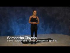 Samantha Clayton from Herbalife fit tips: Exercise & stretch without interrupting your day