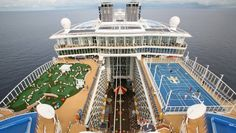 Luxury Life Design: Allure of the Seas - the largest and most expensive passenger ship ever built!