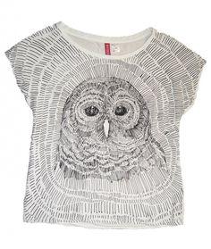 Camiseta buho H&M  (619×732)