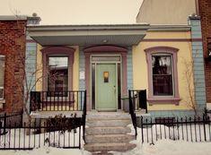 Montreal, Box Houses, Construction, Shoe Box, Hui, Buildings, Canada, Beautiful, Architecture