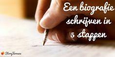 Het schrijven van je biografie is niet makkelijk. Waar begin je? Story Terrace helpt je bij het schrijven van je biografie door middel van een stappenplan. My Books, Biography