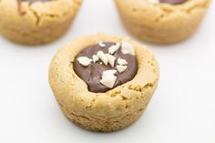 Hovkonditorn: Peanut Butter-Chocolate Cookie Cups