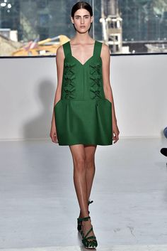 delpozo - spring 2015 ready-to-wear - via style.com