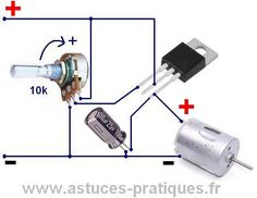 speed controller for DC motor 0 - News Technology Electronics Projects, Electronic Circuit Projects, Electrical Projects, Electronics Components, Electronic Engineering, Arduino Projects, Electronic Gifts, Electronics Gadgets, Diy Projects