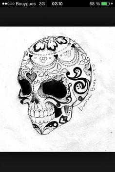 Dessin idee tattoo