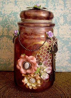 Memory Jar (inspired by Jamie Dougherty)