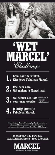 www.elle.be :Omdat we fan zijn van Le Fabuleux Marcel, omdat we fan zijn van fijne marketingacties én omdat we fan zijn van het woord 'gratis'!