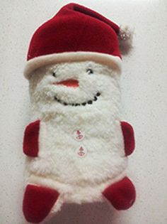 Santa Childs Cuddly Blanket AU $17