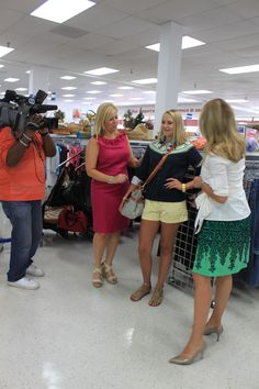 """ABC ~ Thrift Store Shopping """"Back-to-School"""" @ Goodwill"""