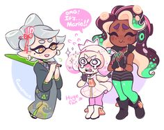 (40) Twitter, i fudging love pearl and marina they are treasures